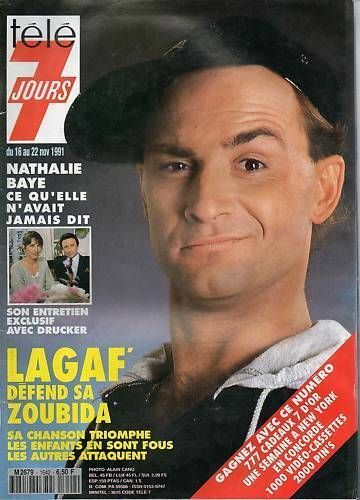 Programme TV du 16 au 22 novembre 1991
